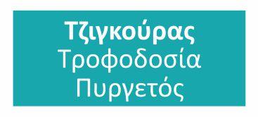 ΤΖΙΓΚΟΥΡΑΣ - ΤΡΟΦΟΔΟΣΙΑ